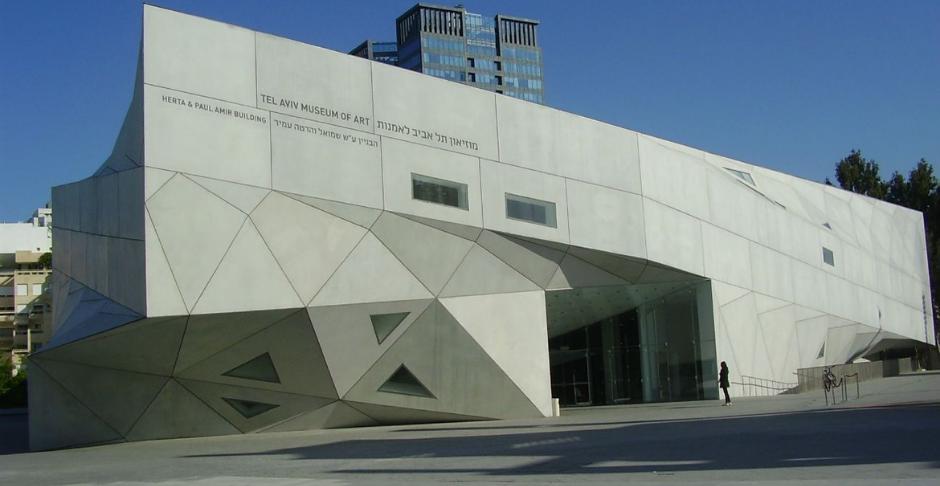 Arquitectura de formas plegadas en las estructuras modernas