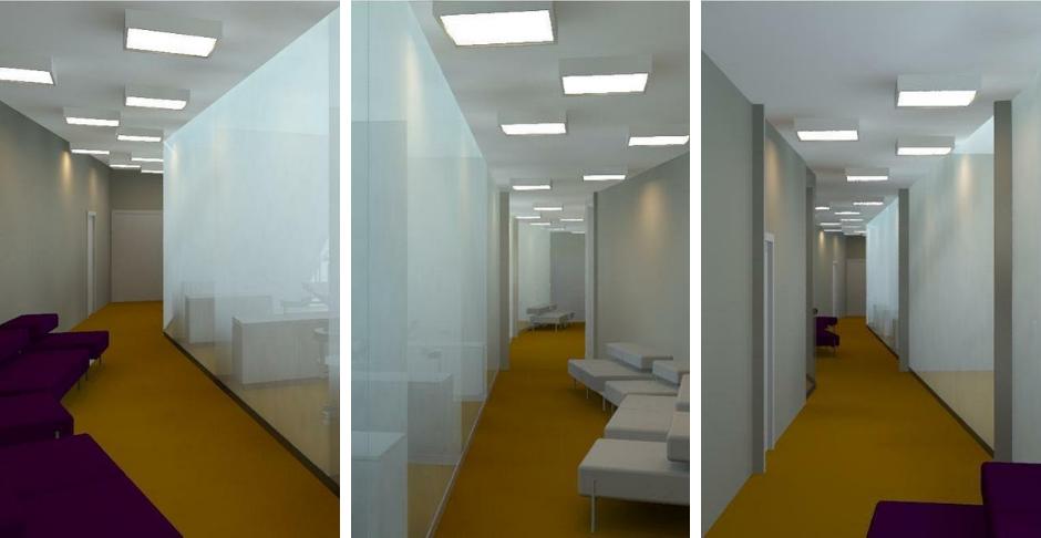 Diseño arquitectónico del Espacio Colaborativo en Salud